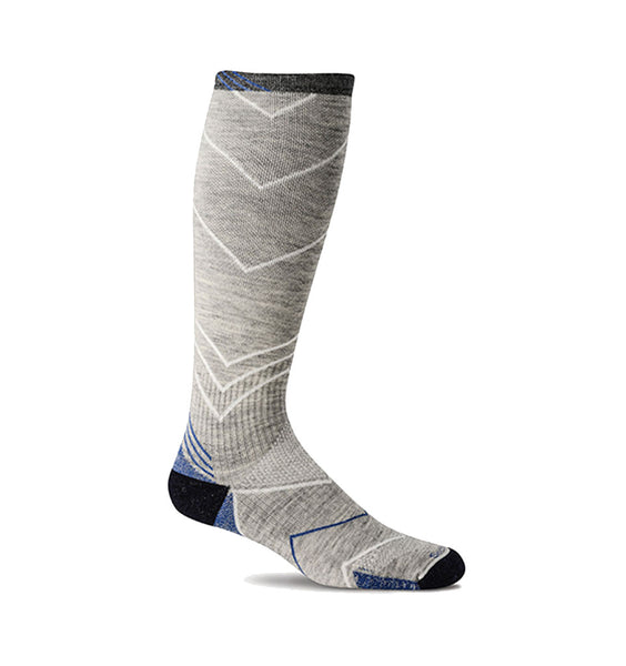 (SOCKWELL) Men's Moderate Compression, INCLINE 15-20 MMHG