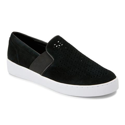 VIONIC Kani slip on shoe - Black (1682425380954)