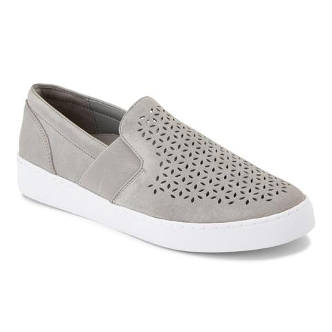 VIONIC Kani slip on shoe - Light Grey