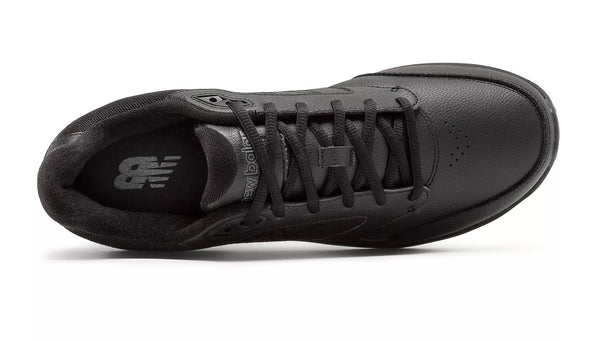 """NEW BALANCE"" Men's 928 v3 (Black Leather)"
