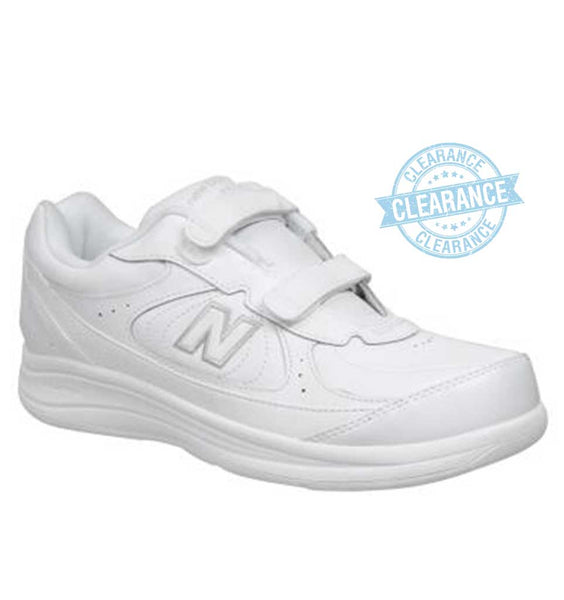 """NEW BALANCE"" Women's 577 White"