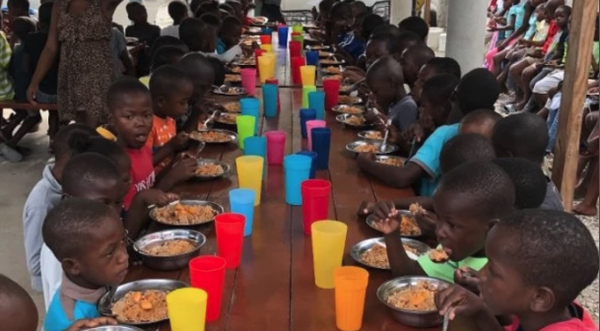 "BFI's Grand ReOpening- Donations for ""Feeding Hope"" in Haiti"