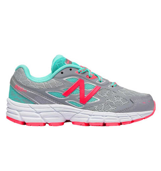"""NEW BALANCE"" Youth Girls 880v5 Lace Sneaker"
