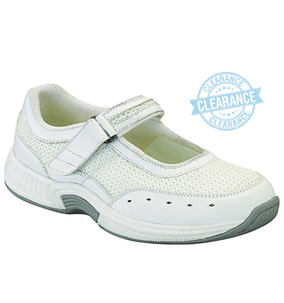 """ORTHOFEET"" Women's Bristol (White)"