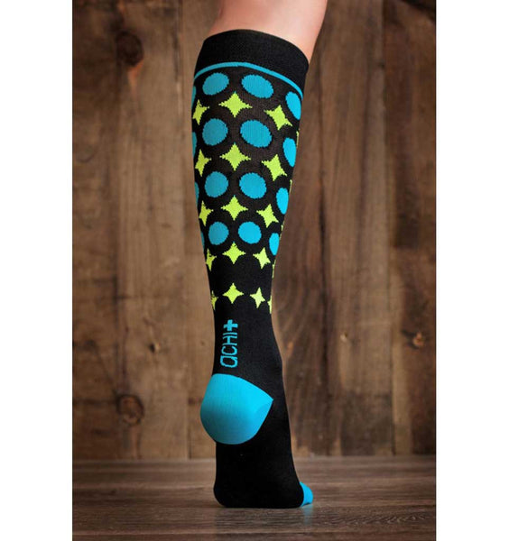 (ACHI+) Medical Compression Sock, POWER TECH 20-30 MMHG