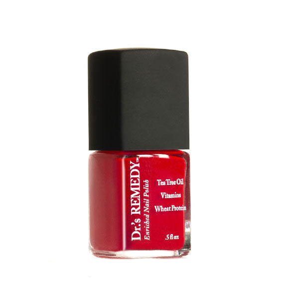 DR.'S REMEDY Nail Polish (Remedy Red) (1576706572378)