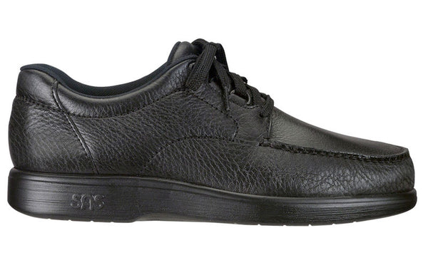 """SAS"" Bout Time Men's Shoes - Black"