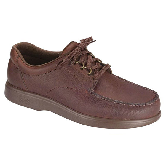 """SAS"" Bout Time Men's Shoes - Mulch"