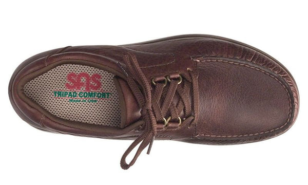 """SAS"" Bout Time Men's Shoes - Mulch (1920561938522)"