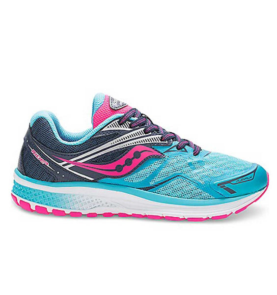 """SAUCONY"" Youth Girls Ride 9 Lace Sneaker"