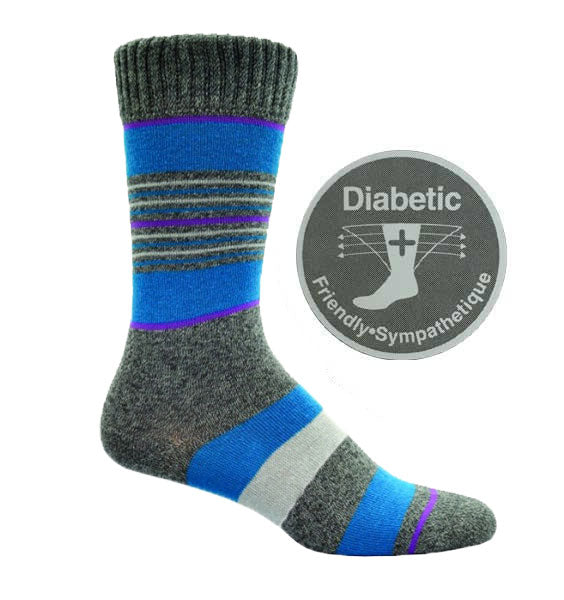 SIMCAN Comfort Sock (Bric Brac) - Mid Rise (COLOUR SERIES - Various Colours)