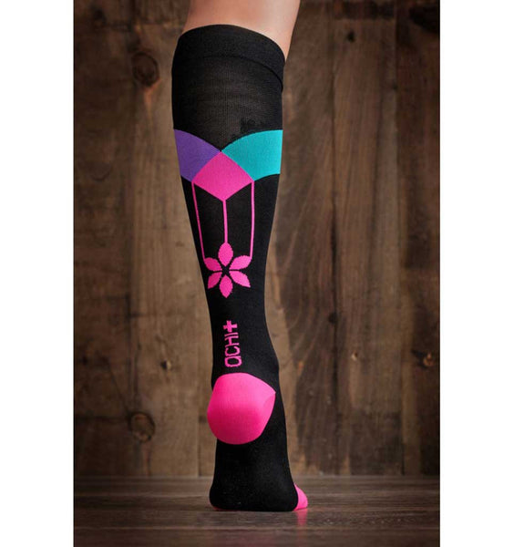 (ACHI+) Medical Compression Sock, SPIRIT TECH 20-30 MMHG