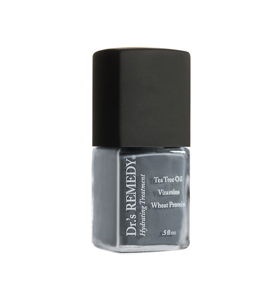 DR. REMEDY'S Nail Polish (Stability Steel)