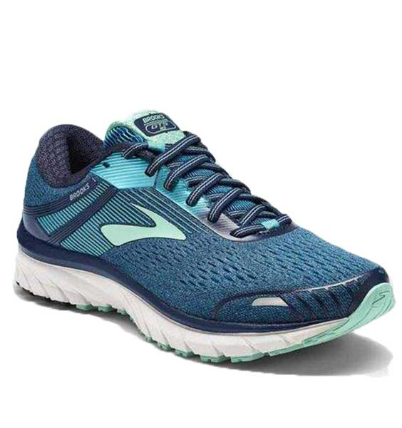 Brooks Women's Adrenaline GTS 18 Navy/Teal/Mint