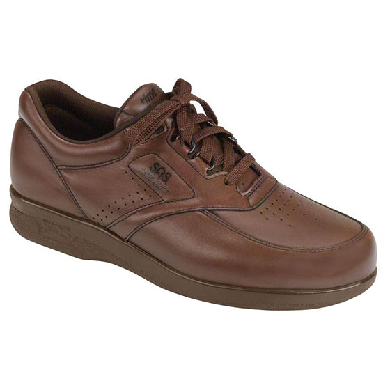 """SAS"" Time Out Men's Shoes - Antique Walnut"