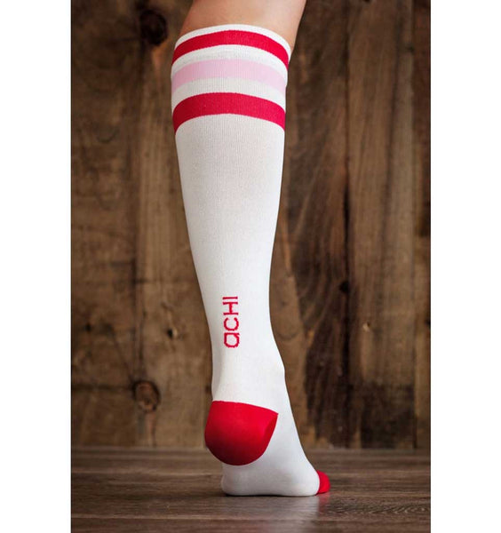 (ACHI) Performance Compression Sock, VARSITY SOCK 15-22 MMHG (1419298180)