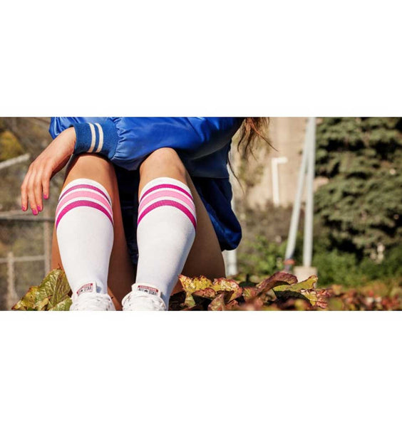 (ACHI) Performance Compression Sock, VARSITY SOCK 15-22 MMHG
