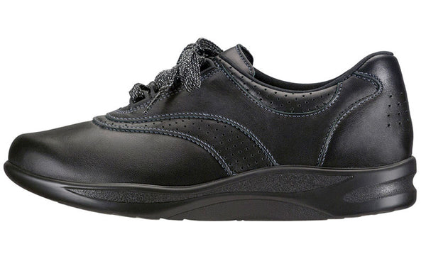 """SAS"" Walk Easy Women's Shoes - Black"