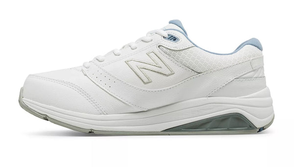 """NEW BALANCE"" Women's 928 v3 White Leather (1696908640346)"