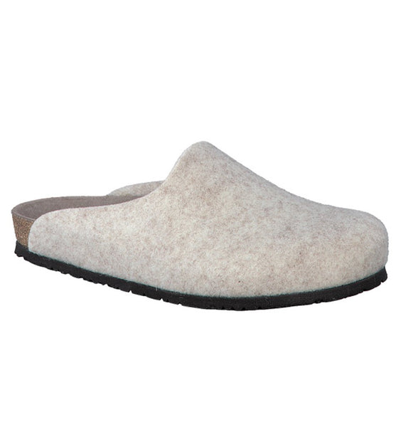 """MEPHISTO"" Women's Mobils Yin Mule/Slipper (Light Sand)"