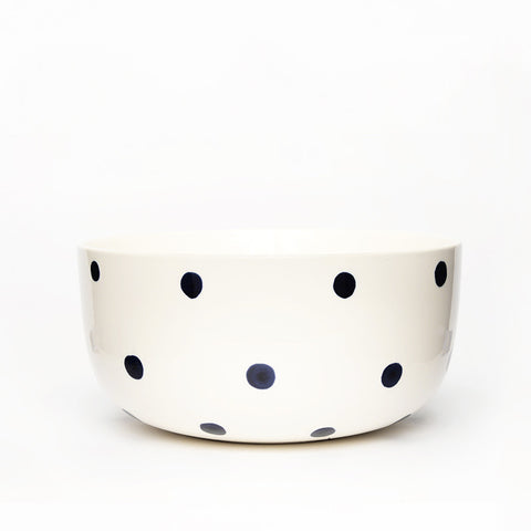 Lotta Dot Serving Bowl