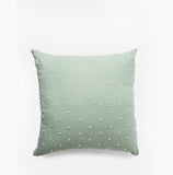 Bungalo Designer Throw Pillow Accent Pillow Mint