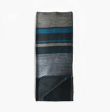 Bungalo Shupaca Soft Throw Blanket Modern Onyx