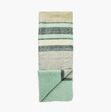 Bungalo Shupaca Soft Throw Blanket Seafoam