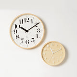 Waggo Lemnos Simple Clock Design