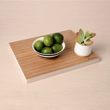Edge-y Wooden Cutting Board Kitchen Accessory