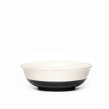 Dipped Ceramic Individual Cereal Bowls Navy Blue