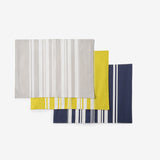 Bungalo Simple Stripe Cotton Placemats