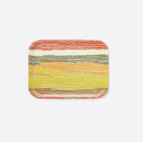Bungalo Decorative Tray Watercolor Sunrise