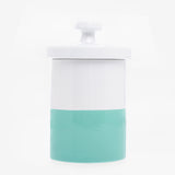 Modern Cookie Jar Mint Green