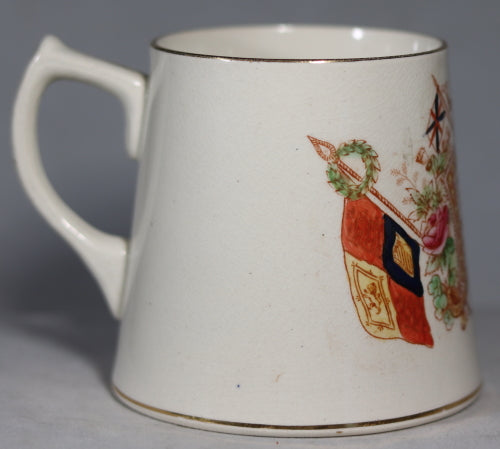 1897 Queen Victoria Diamond Jubilee mug