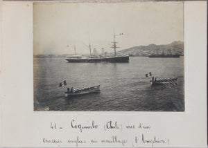1899-1901 photos marin sur croiseur Protet, French navy sailor photos