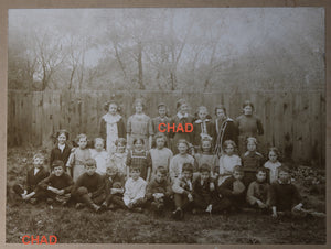1911 Cedar Dale (Oshawa) Ontario school photo