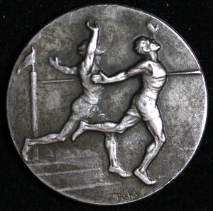 1929 German Athletics Championships Cross-Country silver medal