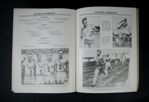 A.C. Gilbert's Olympic Sports Book 1928