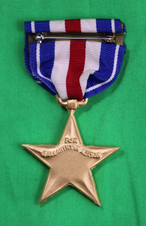 American Silver Star Medal