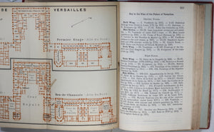 Baedeker's 'Paris and its Environs' 1900 travel guide
