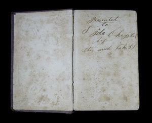 Small book 'A Companion to the Canadian Sunday School Organ' 1871