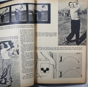 Golf Secrets of the Pros - 1956