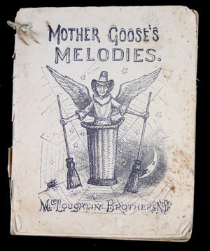 Mother Goose Melodies by McLoughlin Brothers (late 1800s)