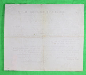 Payments to Municipal Council of Town  - Clinton Ont. 1880