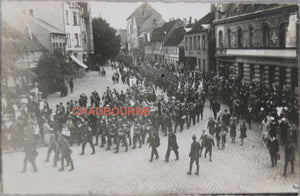 Photo of German military parade 1926 (photo #1 of 2 of this event)