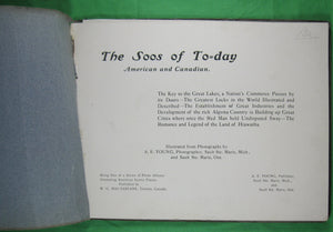 "Photo pamphlet 'The ""Soos"" of To-day' by A.E. Young 1900"