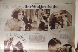 Preview and Review movie magazine - November 1st 1930