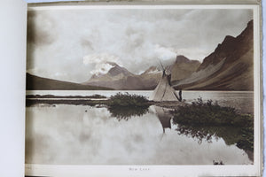 'Rocky Mountains of Canada' – portfolio of 24 photogravures. Late 1920s