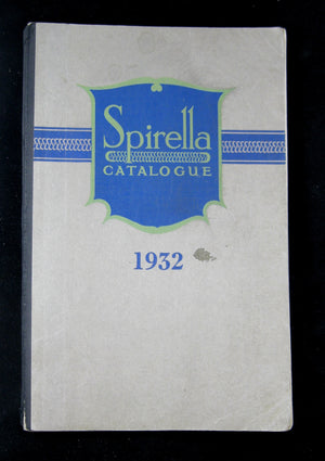 1932 Spirella Catalogue - Figure Training & Supporting Garments
